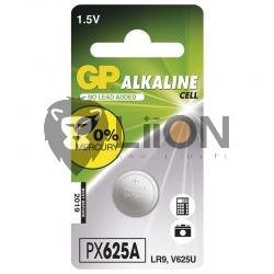 GP PX625A LR9 gombelem
