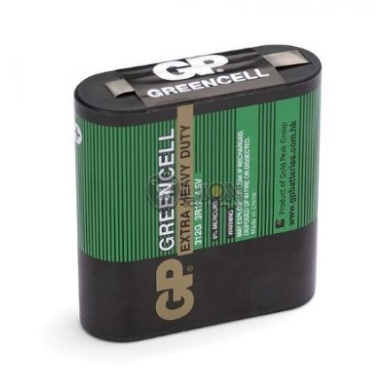 GP 4,5V laposelem Greencell