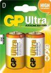 GP Ultra alkáli góliát elem 13AU