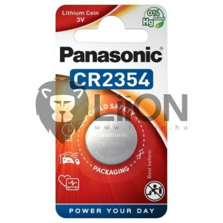 Panasonic CR2354 gombelem