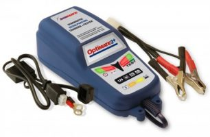 Optimate battery chargers