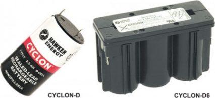 Cyclon akkumulátorok