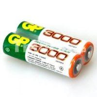 GP tölthető elemek AA, AAA, C, D, 9V