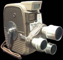 Fotoaparát a kamera batéria