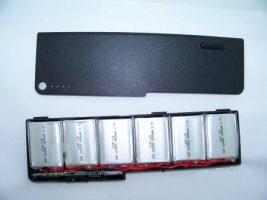 Notebook battery refill