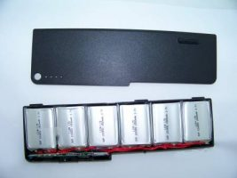 Notebook battery refill