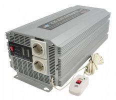 Inverterek 12V/24V - 230V