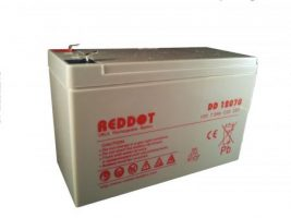 Reddot batteries
