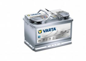 Varta Silver Dynamic batteries