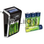 VARTA 57667 Plug töltő + AA 2100 mAh 4db