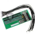 BMS e-bike 16S LiFePO4 védelmi elektronika balancerrel