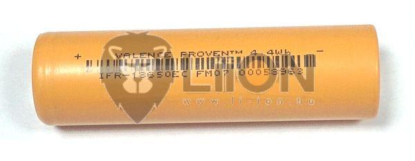 LiFePO4 IFR 18650 3,2V 1400mAh battery cell
