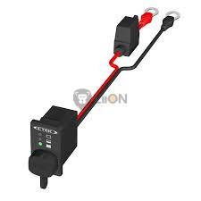 CTEK paneles töltő csatlakozó LED kijelzővel 56-531