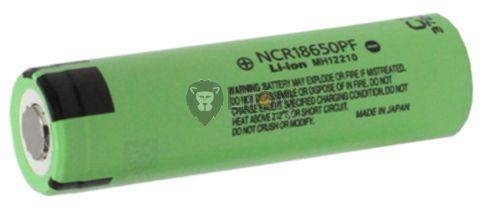 Panasonic NCR18650PF 3,7V 2900mAh li-ion akku