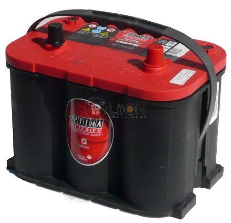 Optima Red Top RT S-3.7 autó indító akku 730A