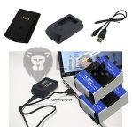 AHDBT-201, AHDBT-301 USB töltő