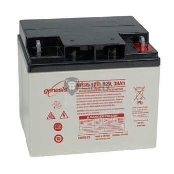 Genesis NP 12V 38Ah akkumulátor