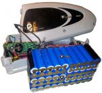 Bionx 36V li-ion pedelec e-bike akku felújítás