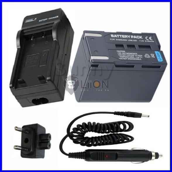 683ceb0e74d2 Samsung kamerához SB-LSM160 akku és töltő - Lítium-ION Webáruház ...