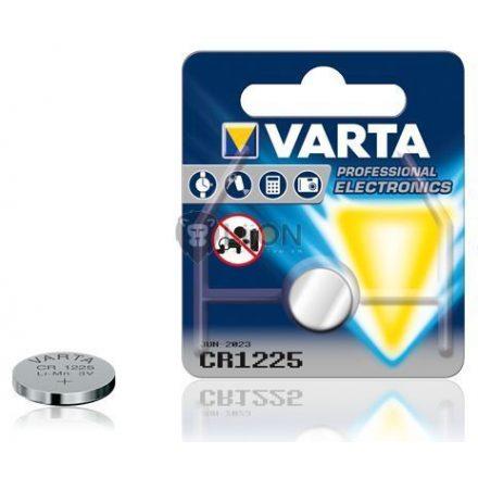 VARTA CR1225 lithium gombelem