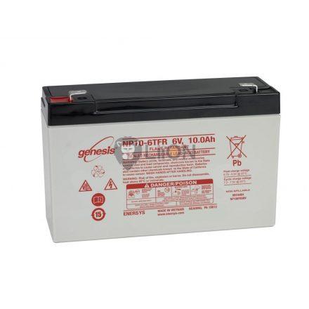 Genesis NP 6V 10Ah akkumulátor