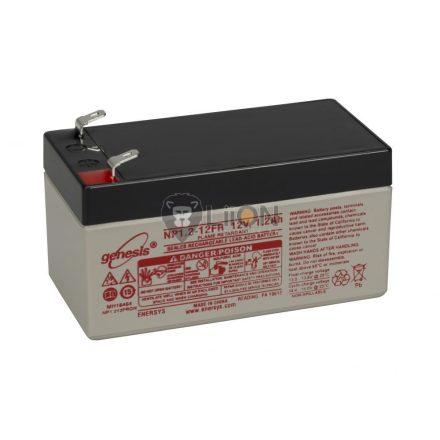 Genesis NP 12V 1,2Ah akkumulátor