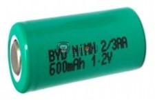 Ni-Mh BYD 2/3AA akku
