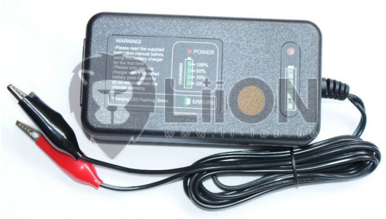 3810 MW lithium charger