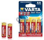 Varta Max Tech AA elem