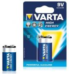 Varta High Energy 9V elem