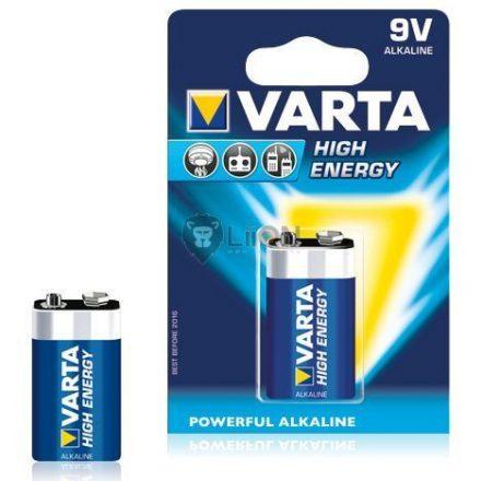 Varta Longlife Power (High Energy) 9V elem