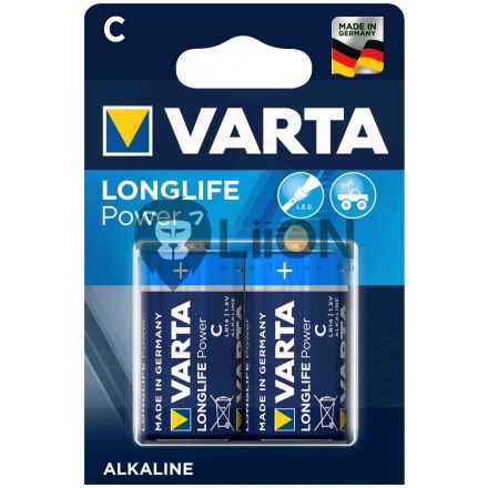 Varta Longlife Power (High Energy) C elem