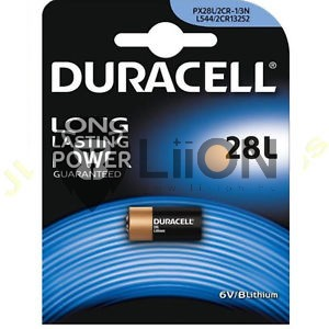 Duracell Photo Lithium 28L