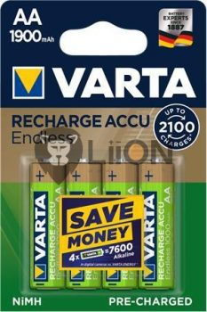 VARTA Ready 2 Use AA 1900 mAh ceruza akkumulátor 4db-os