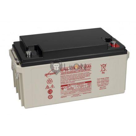 Genesis NP 12V 65Ah akkumulátor