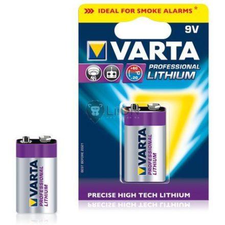 Varta Lithium 9V elem
