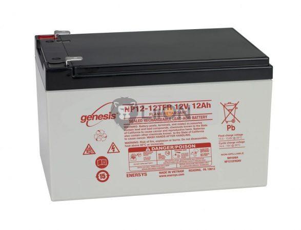 Genesis NP 12V 12Ah akkumulátor
