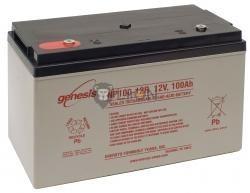 Genesis NP 12V 100Ah akkumulátor