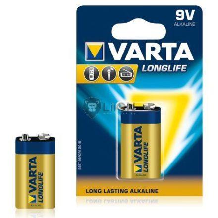 Varta Longlife 9V elem