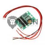 BMS - védelmi elektronika 14,8V 30A, balance funkció