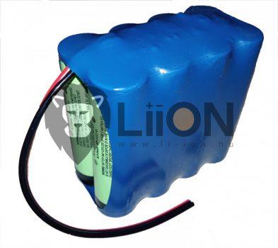 Lítium akkupakk 14,8V 6800mAh