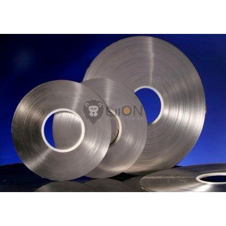 7 mm-es ponthegeszthető és forrasztható nikkel szalag