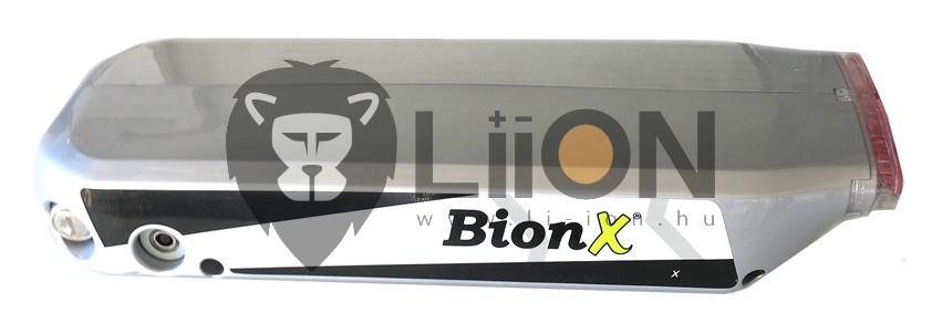 Bionx 48V csomagtartó akku újracellázás
