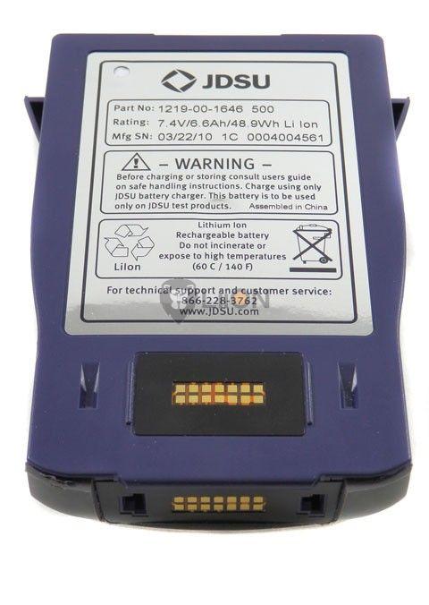 Wavetek JDSU DSAM 1219-00-1646 500 TV device battery