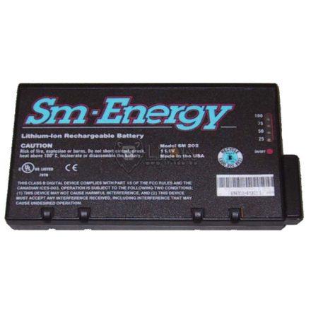 Sm-Energy SM 202 monitor akku felújítás