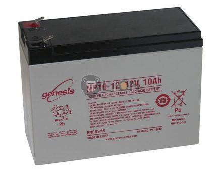 Genesis NP 12V 10Ah akkumulátor