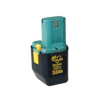 Hitachi EB1230 ni-mh akkumulátor felújítás