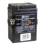 EMOS zárt ólomsavas mérleg akkumulátor (4V, 4Ah)