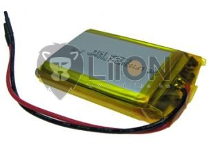 Li-polymer 103450 3,7V 1800mAh battery cell