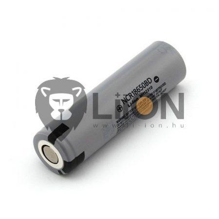 Panasonic NCR18650BD 3,7V 3200mAh li-ion akku